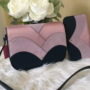 New Kate Spade crossbody & wallet